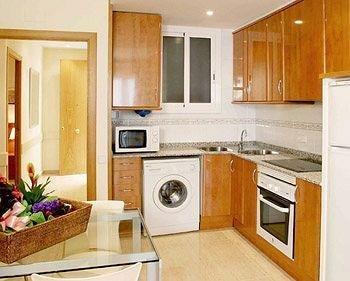 Serennia Apartamentos Sants - фото 16