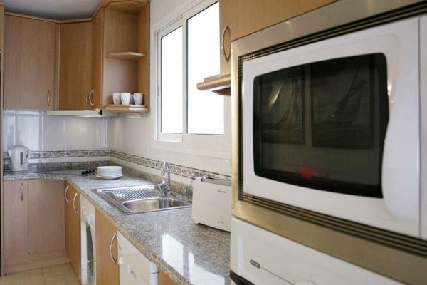 Serennia Apartamentos Sants - фото 18