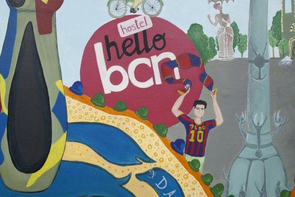 HelloBCN Hostel Barcelona - фото 4
