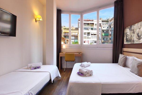 Hostal Barcelona Centro - фото 3