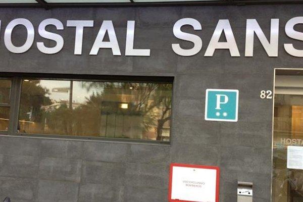 Hostal Sans - фото 19