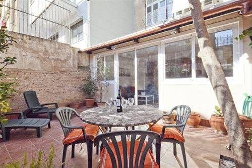 Apartament Gaudi Garden - фото 0
