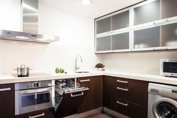 Gracia Bas Apartments Barcelona - фото 12