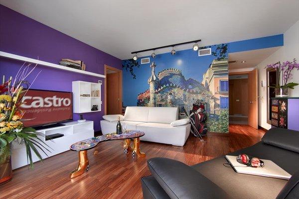Castro Exclusive Residences Sant Pau - фото 6