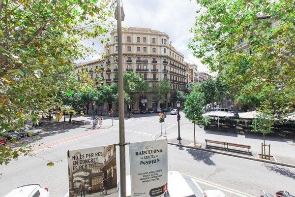 Aspasios Rambla Catalunya Suites - фото 22