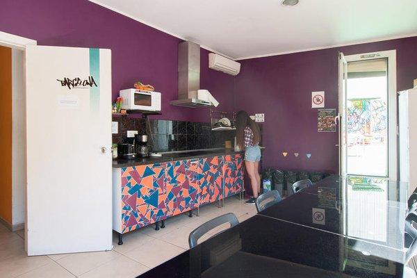 Graffiti Hostel - фото 13