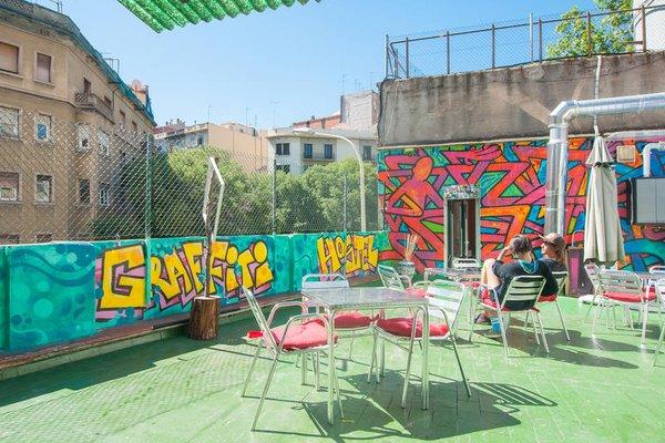 Graffiti Hostel - фото 21