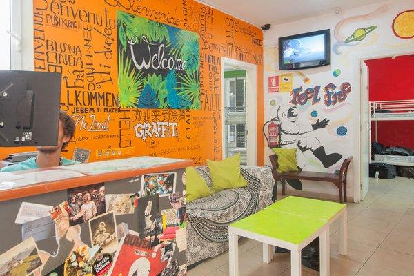 Graffiti Hostel - фото 7