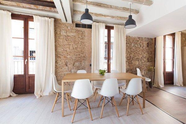 Borne Apartments Barcelona - Decimononico - фото 9
