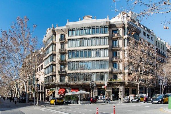BCN Whynot Granvia Apartments - фото 26