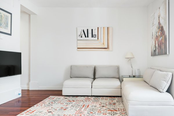 BCN Whynot Granvia Apartments - фото 11