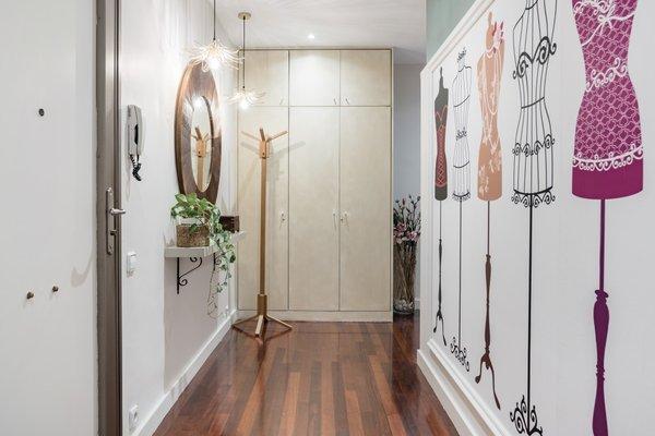 BCN Whynot Granvia Apartments - фото 12
