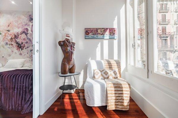 BCN Whynot Granvia Apartments - фото 8