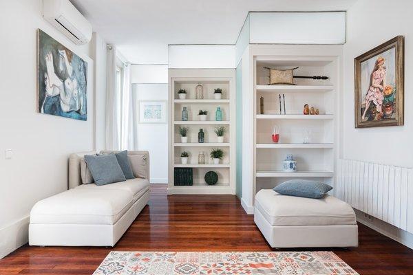 BCN Whynot Granvia Apartments - фото 9