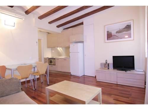 Jazz Ramblas Apartments - фото 12