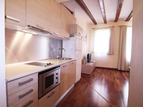 Jazz Ramblas Apartments - фото 19