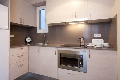 Jazz Ramblas Apartments - фото 23