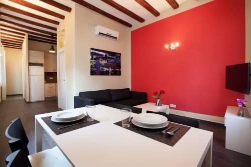 Jazz Ramblas Apartments - фото 8