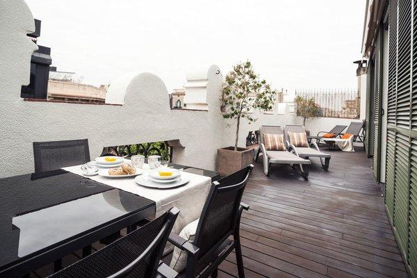 Paseo de Gracia Bas Apartments Barcelona - фото 20