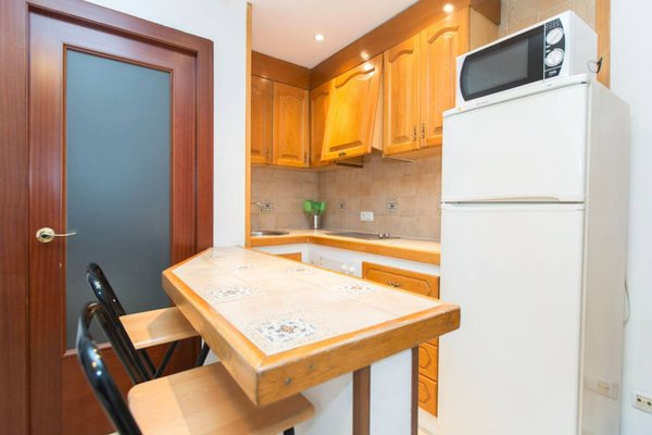 Stay Barcelona Gracia Apartments - фото 20