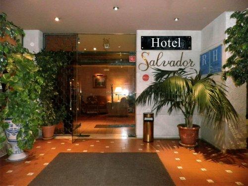 Hotel Salvador - фото 16