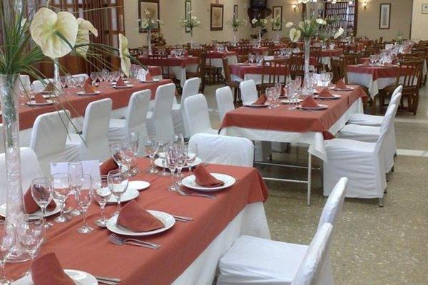 Hostal Restaurante El Paso - фото 15
