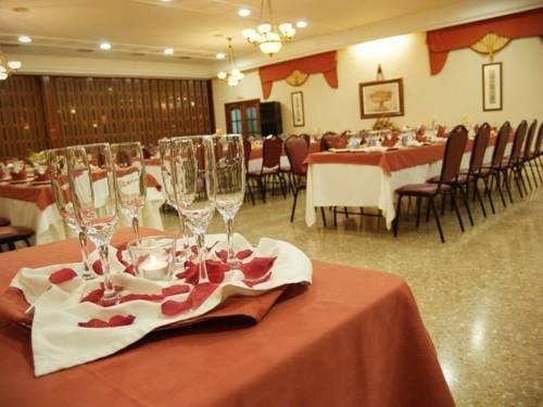 Hostal Restaurante El Paso - фото 16