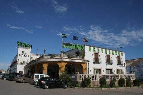 Hostal Restaurante El Paso - фото 23