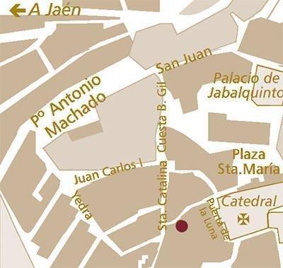Hotel Puerta de la Luna - фото 12