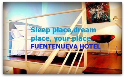 Hotel Fuentenueva - фото 12