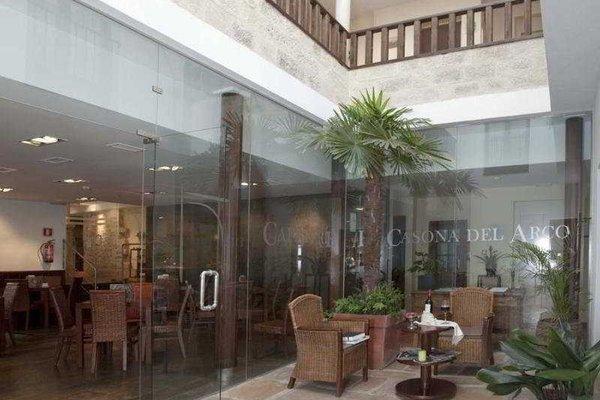 Hotel La Casona Del Arco - фото 15