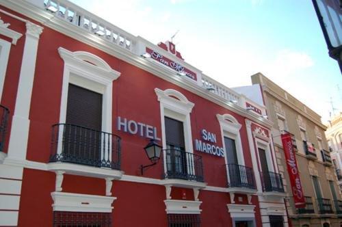 Hotel San Marcos - фото 21