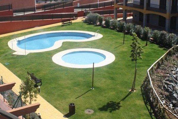 Apartamentos Costaluz Costa Esuri - фото 50