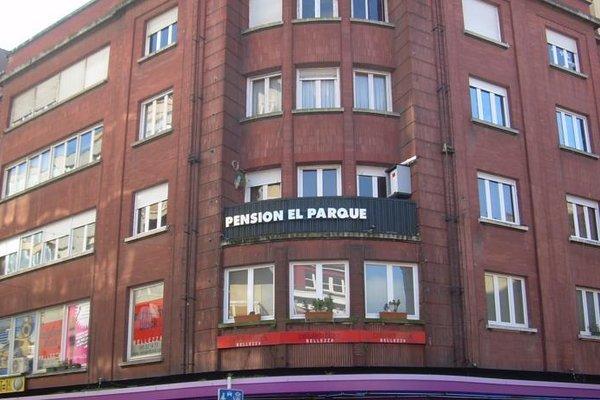 Pension El Parque - фото 17