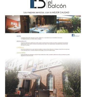 Hotel El Balcon - фото 19