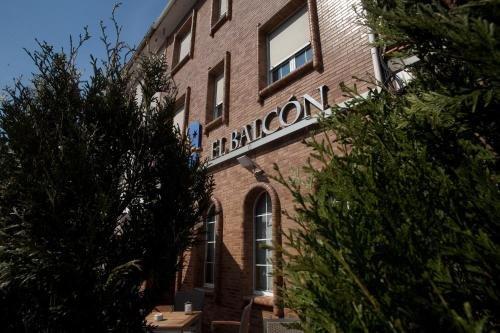 Hotel El Balcon - фото 23