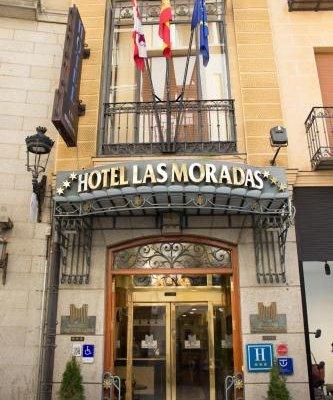Hotel Las Moradas - фото 22