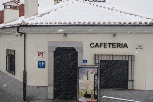 Hotel Puerta de la Santa - фото 19