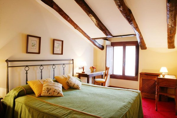 Hotel Rural Senorio de Ursua - фото 50
