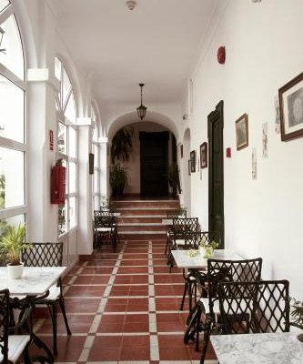 Hotel Los Olivos - фото 13