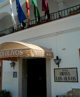 Hotel Los Olivos - фото 18