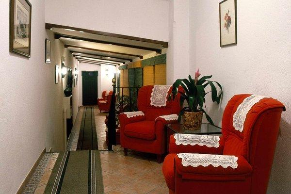 Hotel Los Olivos - фото 5