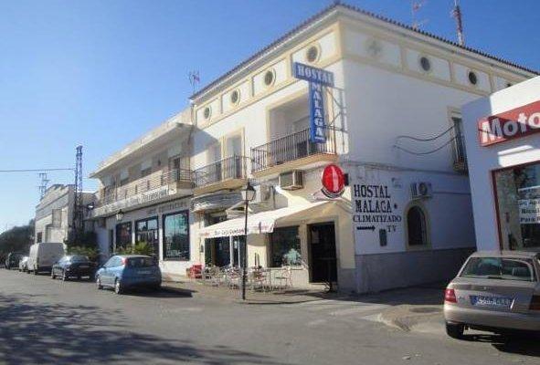 Hostal Malaga - фото 23