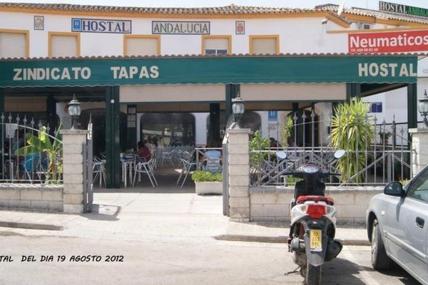 Hostal Andalucia - фото 20