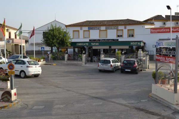 Hostal Andalucia - фото 22