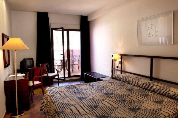 Balneario de Archena - Hotel Leon - фото 1