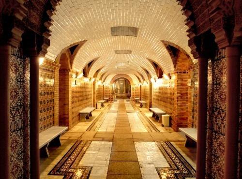Balneario de Archena - Hotel Leon - фото 12