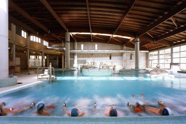 Balneario de Archena - Hotel Leon - фото 17