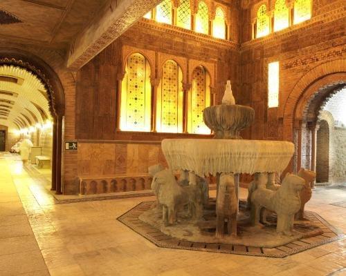 Balneario de Archena - Hotel Leon - фото 19