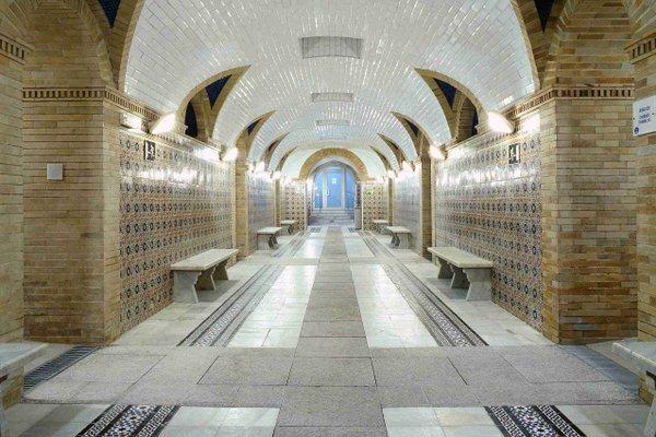 Balneario de Archena - Hotel Termas - фото 15